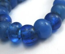 "20 RARE AMAZING OLD TRANSLUCENT ""PADRE"" ANTIQUE ""AFRICAN TRADE"" GLASS BEADS~"