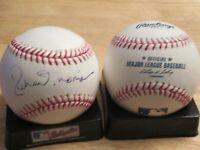 RICHARD THOMAS signed Baseball PSA The Waltons Stephen King's miniseries IT