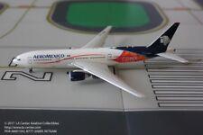 Phoenix Model Aeromexico Boeing 777-200ER CDMX in New Color Diecast Model 1:400