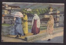 AK 1916, Mohamedanische Frauen in Bosnien, Mohamedanske zene u Bosni