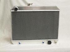 1965 1966 Pontiac GTO Lemans Tempest Aluminum Radiator 3 Row Core Lightweight 66