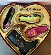 Just the Right Shoe by Raine Beverly Feldman Limited Edition gift set 2450/7500