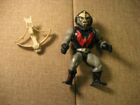 Vintage MOTU Masters of The Universe 1984 Hordak With Chest Armor And Weapon