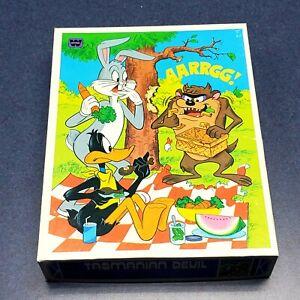 Looney Tunes - Tasmanian Devil - Vintage 100 Piece Whitman Jigsaw Puzzle
