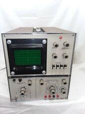 Heathkit Oscilloscope Model 10 104 Powers Up No Screen Image Parts Only