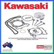 KAWASAKI KX250F FULL TOP END ENGINE PARTS REBUILD KIT 2007