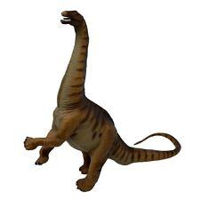 Vintage 1996 Safari Ltd Apatosaurus Dinosaur Toy Figure Eating From Tree Rare