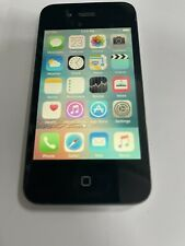 Apple iPhone 4s 16GB Smartphone -Black-Fully working -Great condition Unlocked