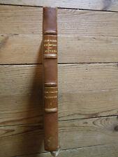 Oeuvres complètes de Jules Barbey d'Aurevilly : une vieille maitresse T1 et T2