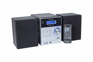 Stereoanlage mit CD, DAB+ Radio, Bluetooth, AUX In, USB UNIVERSUM MS 300-21
