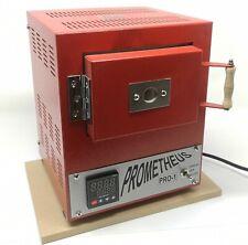 Prometheus Mini Kiln PRO-1 With Digital Controller Used