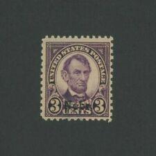 1929 United States Postage Stamps #672 Mint Hinged F/VF Original Gum