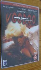 VOODOO PASSION AKA DER RUF DER BLONDEN GOTTIN JESS FRANCO LESBIAN DVD