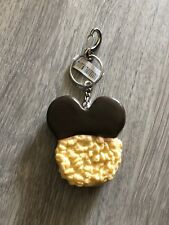 Disney Parks Exclusive Rice Crispies Mickey Mouse Ears Icon Keychain New Treat