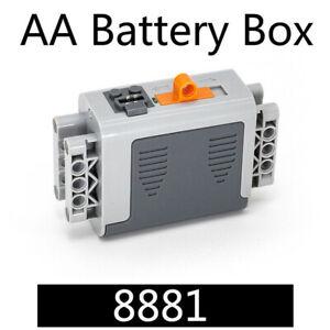 Power Functions 8881 Batteriekasten Batteriebox battery box für Lego-Baustein DE