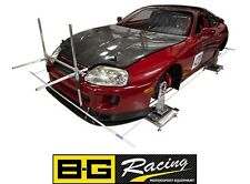 B-G Racing Car String Lines Kit- 4 Wheel Alignment System - Race Rally Car Setup