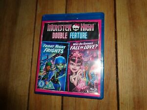 Monster High Double trouble Bluray