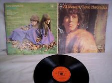 AL STEWART, LOVE CHRONICLES,1969, GATEFOLD SLEEVE, VINYL IN EXCELLENT CONDITION