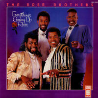 Rose Brothers, The - Everything's Coming Up Ro (Vinyl LP - 1986 - US - Original)