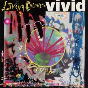 Living Colour Vivid CD Album