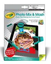 Crayola Photo Mix and Mash Digital Morphimg Kit for Windows, Android and Apple..