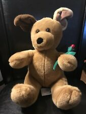 "Build A Bear Workshop ""Retired� 12"" Brown Sugar Puppy Dog Plush"