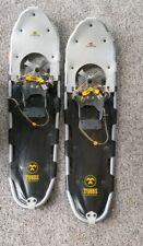 🔥Tubbs Venture 36 Snowshoes R11 React Yellow Gray Black