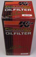 K/&N Black Oil Filter for 1999-2004 Harley Davidson FXDX Dyna Super Glide Sport