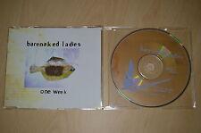 Barenaked Ladies – One Week. 9362 44559-2. CD-Single