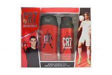 CRISTIANO RONALDO CR7 GIFT SET 200ML SHOWER GEL + 150ML BODY SPRAY - MEN'S. NEW