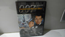 007 * TOMORROW NEVER DIES  *  ULTIMATE EDITION 2 DISC DVD SET ( NEW/NEVER USED)