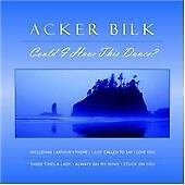 Could I Have This Dance?, Acker Bilk, Very Good CD