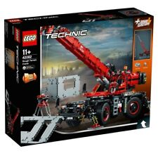 Lego 42082 rough Terrain Crane Technic