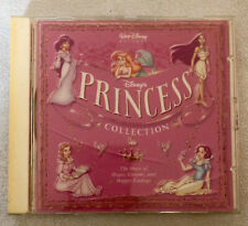 Disney's Princess Collection:The Music of Hopes,Dreams, and Happy Endings CD1995