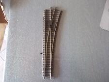 Fleischmann art.6171W Scambio dritto destro con massicciata in scala H0