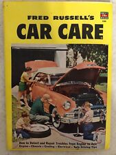 Fred Russell's Car Care Magazine 1953 Fawcett book 150