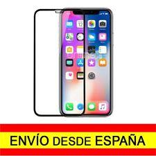 """Cristal Templado 3D IPHONE XS MAX - 11 PRO MAX 6,5"""" Protector CURVO Negro a4296"""