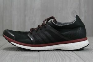 37 Adidas X Stella McCartney Adizero Adios Running Shoes Maroon AC8517 7-10