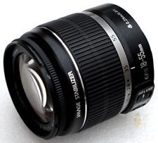 CANON EF-S 18-25mm ZOOM LENS 1:3.-5.6 IS 58Ø AUTOFOKUS STABILIZER 0.25m/0.8ft 24