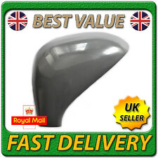 Passenger Left Side Wing Door Mirror Cover Casing Cap for PEUGEOT 207 2007 on