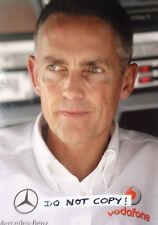 7x5 Photograph Martin Whitmarsh F1 McLaren CEO Portrait 2012
