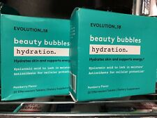 Evolution_18 Beauty Bubbles Hydration Dietary Supplements, Pomberry, 2 Pack