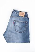 29981-1 Levi 'S Levi Strauss 501 Blau Herren Jeans IN Größe 34/32