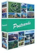 Album POSTCARDS pour 600 cartes postales, avec 50 feuilles reliées Réf 347771