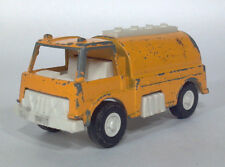 Vintage Tootsietoy Toughs 1970 COE Oil Tanker Tank Truck Die Cast Scale Model