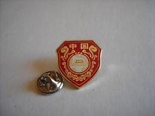 a1 CINA federation nazionale spilla football calcio soccer pins badge china