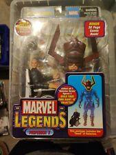 Toy Biz Marvel Legends Galactus Series Professor X Action Figure (NO BAF Piece)