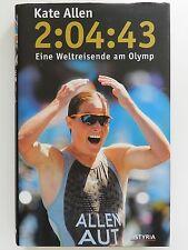 Kate Allen Eine Weltreisende am Olymp Autobiografie Florian Madl Styria 2:04:43