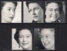 Great Britain 2002  Golden Jubilee  postfris/MNH