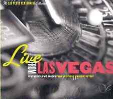 AA.VV. Live from las vegas CD Sealed Sinatra D.Martin